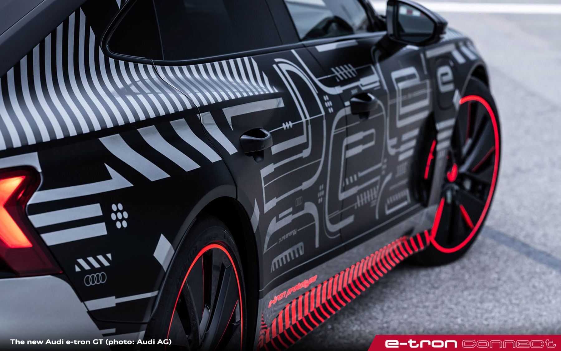 Passion for Quality and Progressiveness: The New Audi e-tron GT
