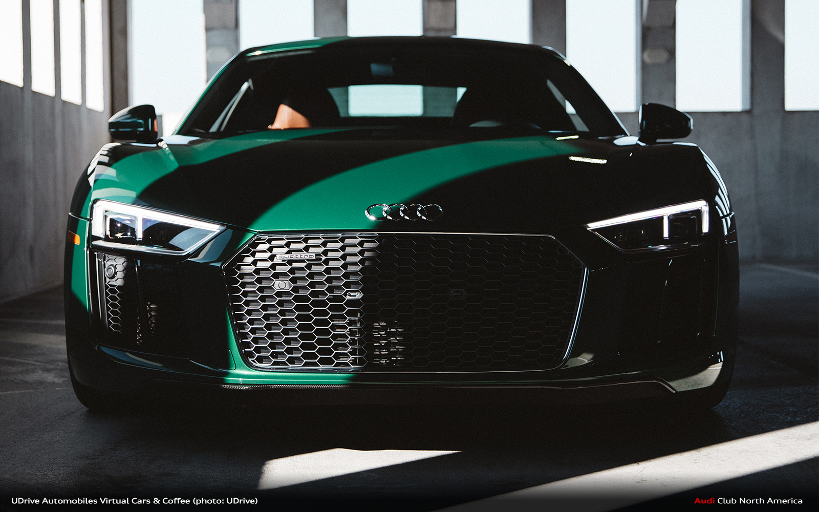 UDrive Automobiles Virtual Cars & Coffee