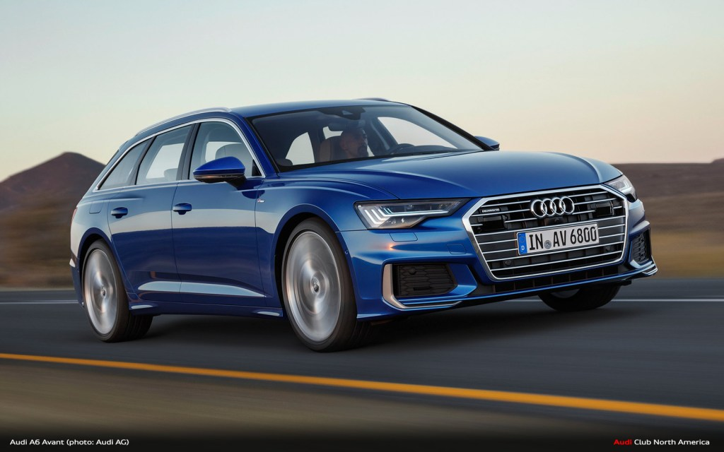 In Detail: The New Audi A6 Avant