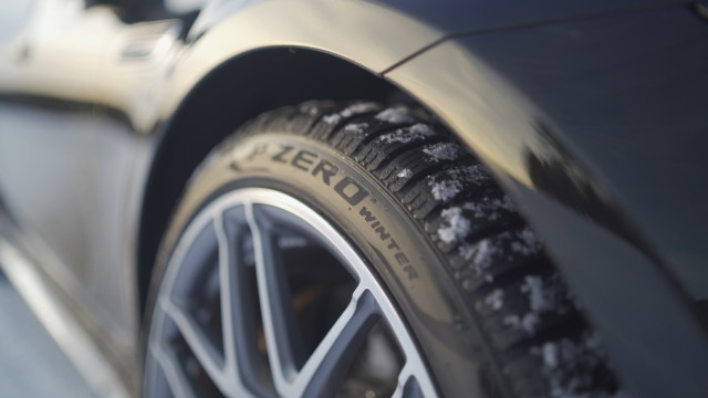 Pirelli Launches The P Zero Winter At The Geneva Motor Show: The First Winter Tyre With The Performance Of A Summer Tyre