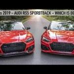2021 vs 2019 – AUDI RS5 SPORTBACK – PRE-OPF vs POST – B9.5 vs B9 – WHICH IS BETTER? 4K – IN DETAIL