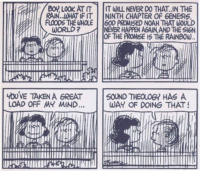 peanutstheology
