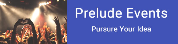 Prelude Events logo
