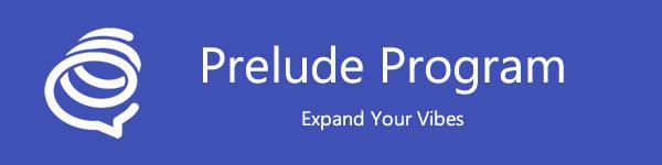 Prelude Program logo