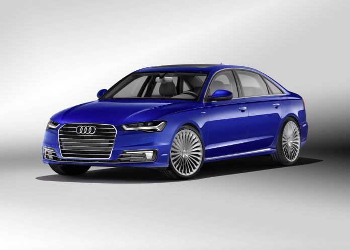 the new audi a6 l e-tron for china | audi mediacenter