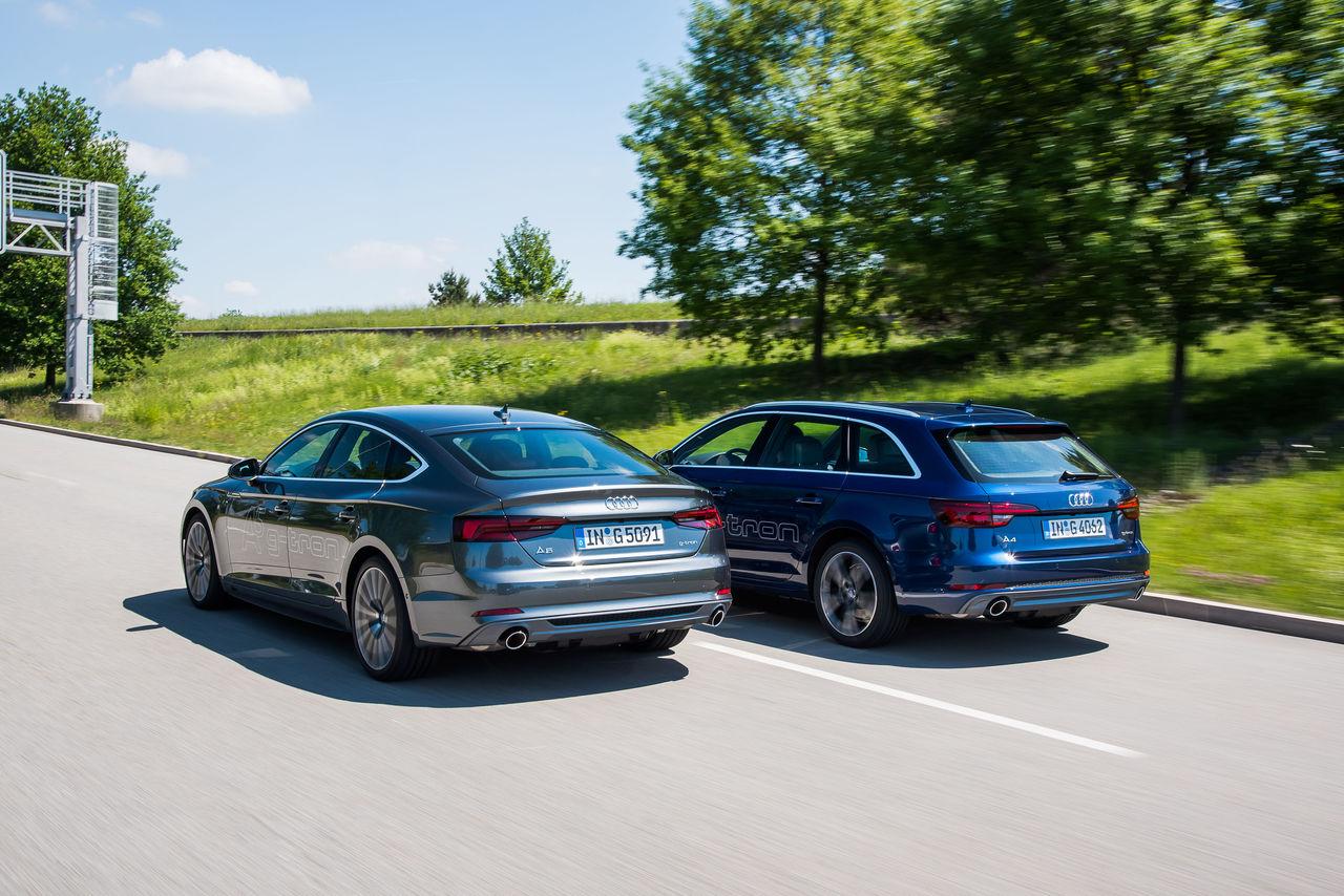 Der Neue Audi A5 Sportback G-tron