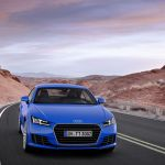Emotion Dynamism And High Tech The New Audi Tt Audi Mediacenter