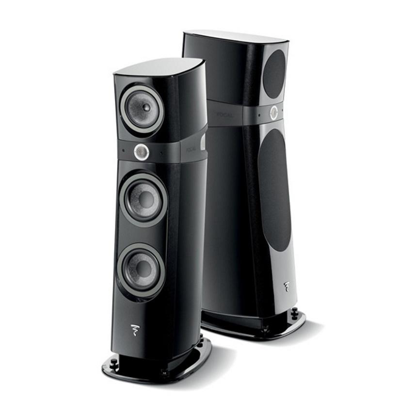 Focal Sopra N2 Coluna De Chão High End Audio Arte Equipamento Audio De Topo