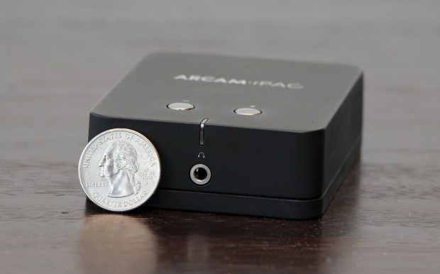 Arcam rPAC Side DAC Headphone Amplifier Combo with Quarter