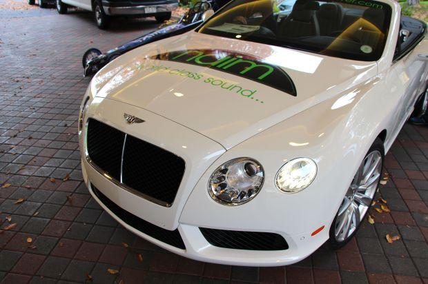 Bentley at RMAF