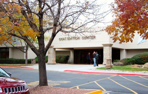 Convention Center RMAF 2012