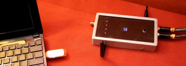 Jolida Digital Media Music Streamer Prototype