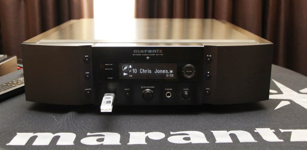 Marantz NA 11S1 Network Audio Player at AXPONA 2013