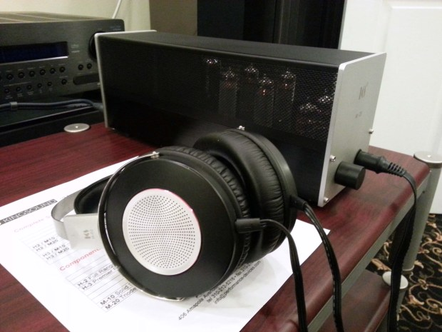 King Audio H2 Headphone