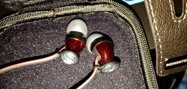 Senn Momentum In ears