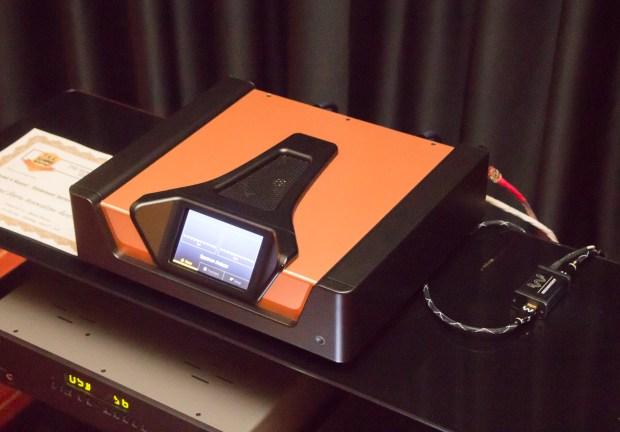 Wyred 4 Sound Statement Amplifier