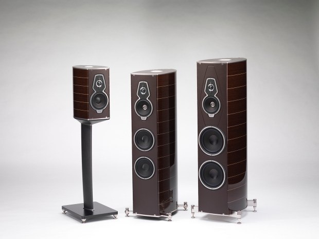 Sonus Faber Introduces the New Homage Line