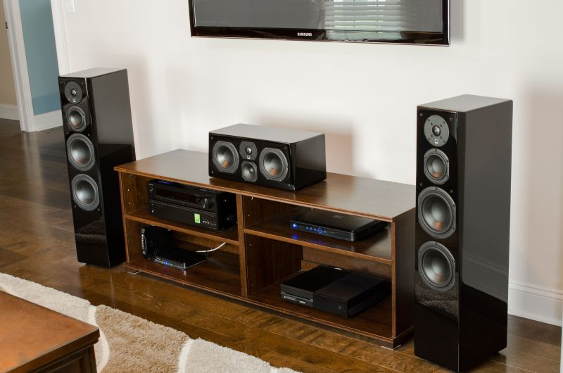 Tips on Setting Up a Center Channel Speaker