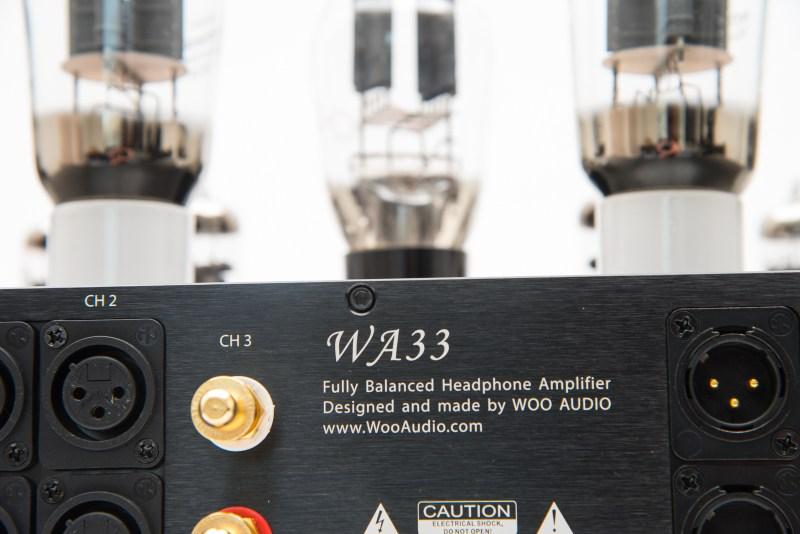 Review: Woo Audio WA33 Balanced Headphone Amp