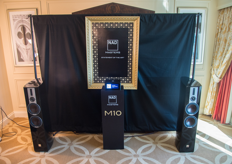NAD M10 From CES 2018