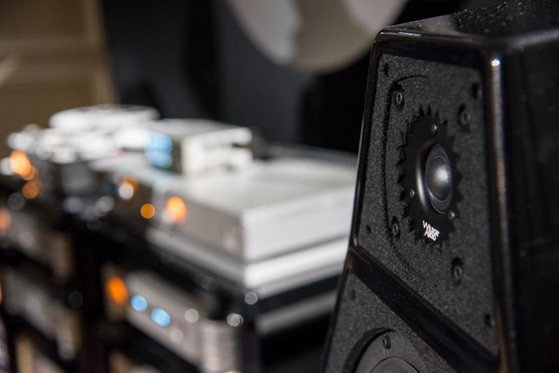 Wilson Audio Sasha DAW speakers