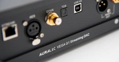 Review: Auralic VEGA G1 Streaming DAC
