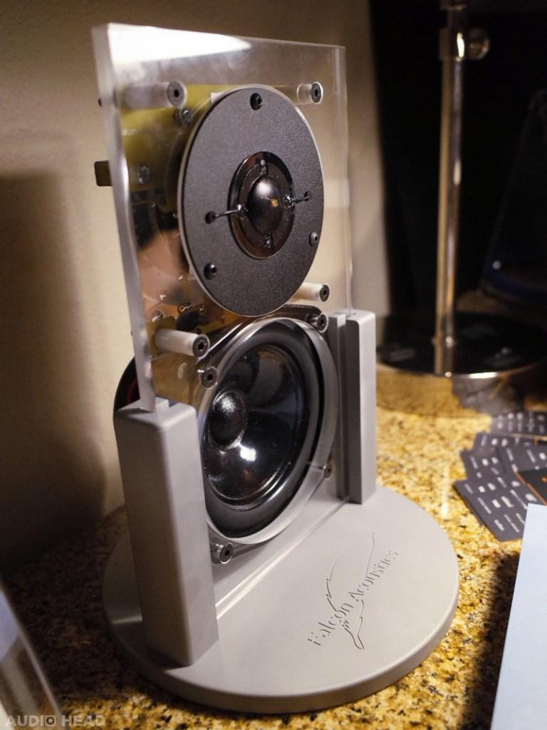 Falcon Acoustics Loudspeaker