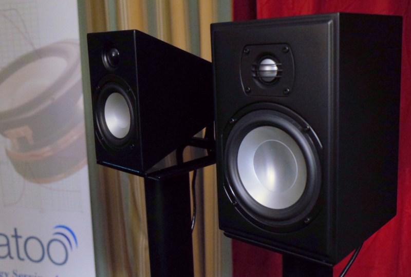 Vanatoo Self-Powered Speakers – Florida 2019