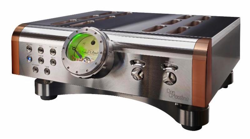 D'Agostino Momentum Pre HD Amplifier