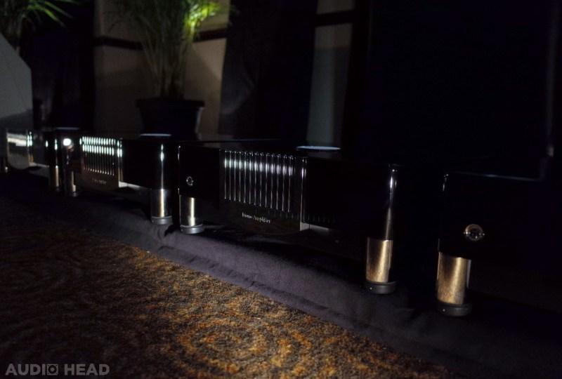 MBL N15 Monoblock Amplifiers