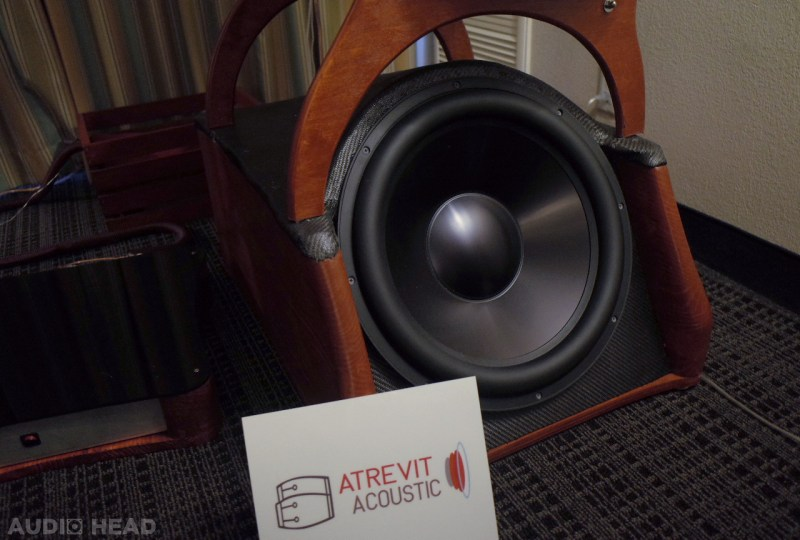 Atrevit Loudspeaker