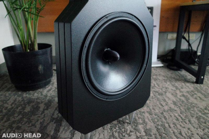 Stiletto 15 Bass Speaker
