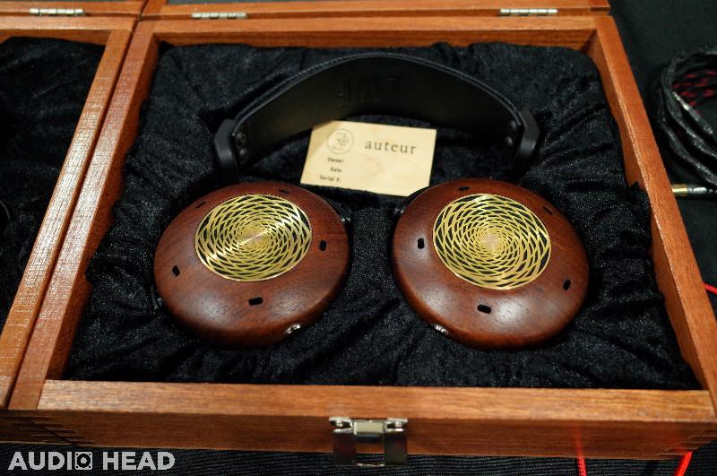ZMF Headphone Auteur SE