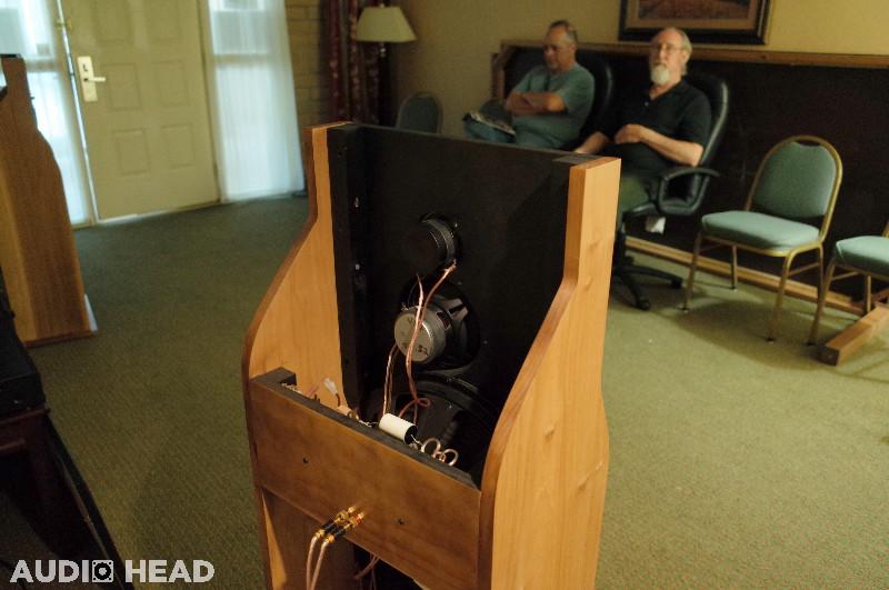 Widow Maker III Open Baffle Loudspeaker