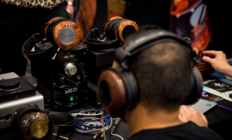 ZMF headphones from CanJam SoCal 2019
