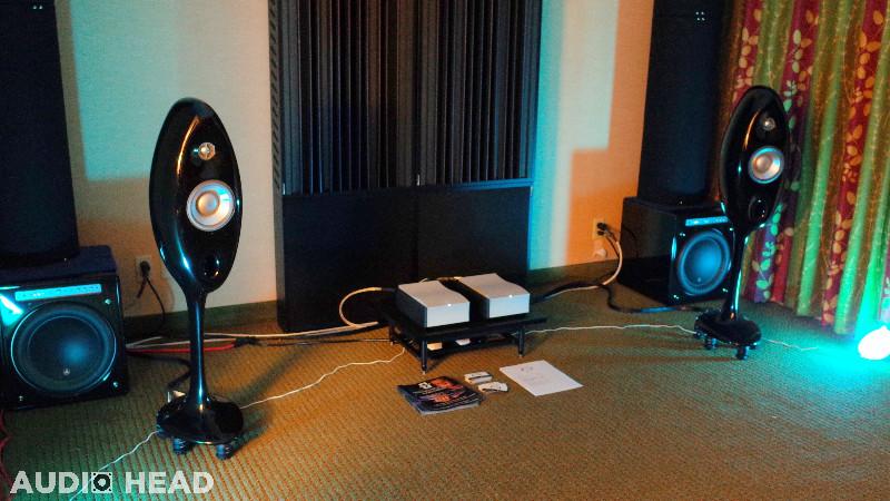 Supra HiFi, Vivid, Mola-Mola, Aurender, Analysis Plus atLone Star Audio Fest 2019