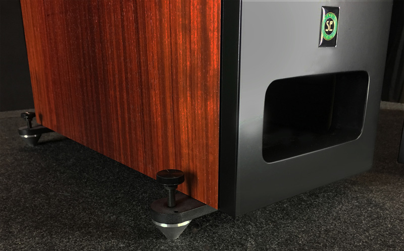 Studio Electric F2 Floorstander Feet