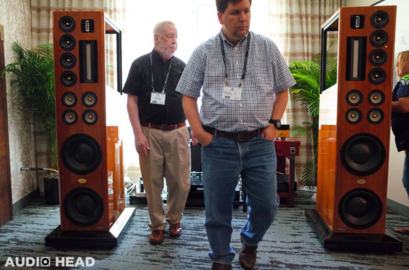 Nola Concert Grand Reference Gold 2 loudspeaker