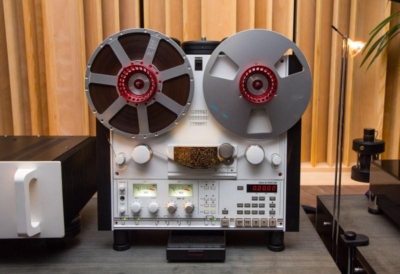 United Home Audio - UHA and Greg Beron reel to reel audio.