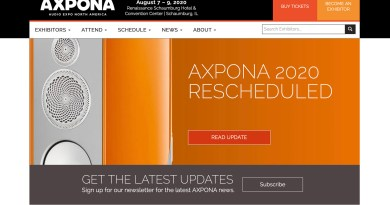 AXPONA 2020 And Montreal Audiofest Postponed Due To Corona Virus Pandemic