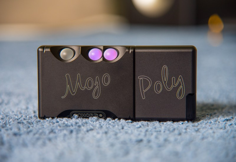 Review of the Chord Mojo Poly. Mojo + Poly review.