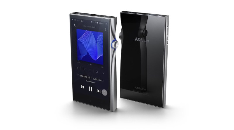 Astell And Kern A&futura SE200 DAP. Digital Audio Player.