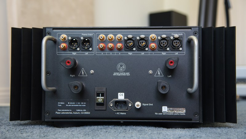 Back of Pass INT 250 Review.