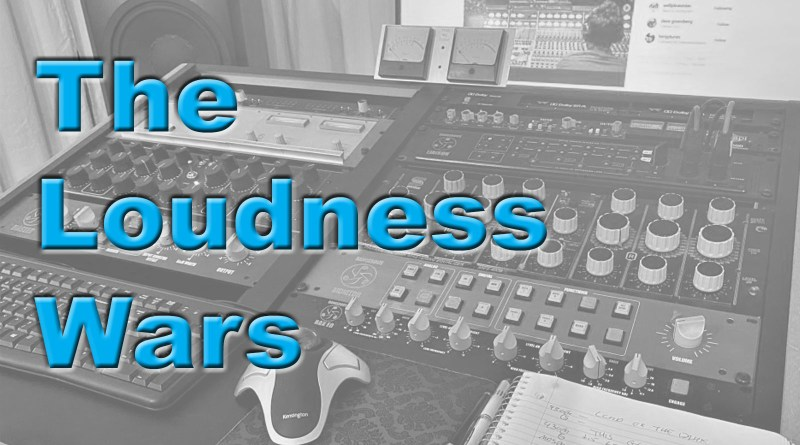 The loudness wars. The Occasional Podcast.