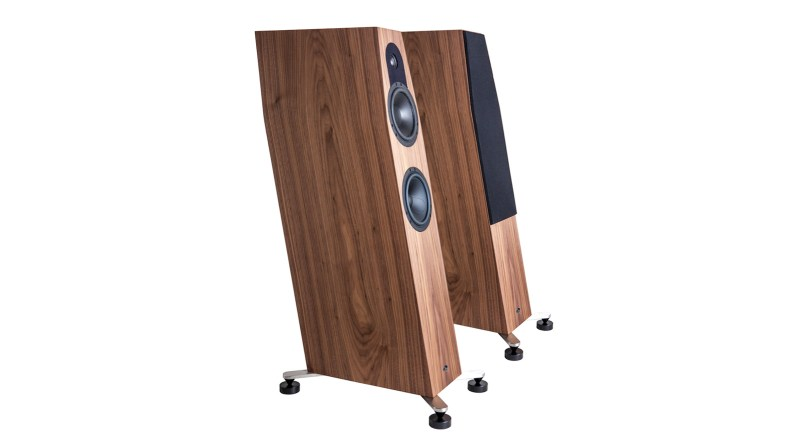 QLN Prestige 5 floorstanding loudspeaker. Prestige five.
