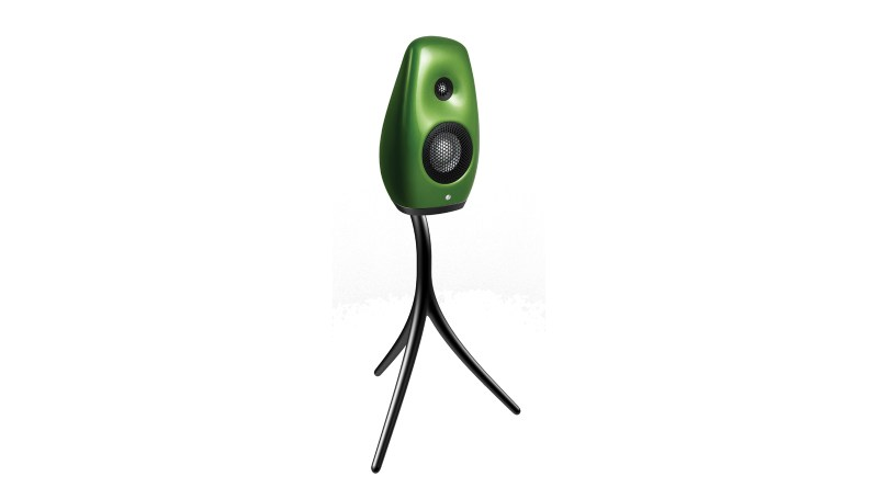 Vivd Kaya S12 speaker with stand