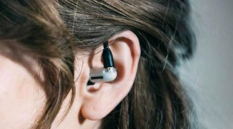 Shure AONIC earphones