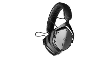 The V-Moda M-200 ANC Is The Company's First Active Noise Cancelling Bluetooth Headphone