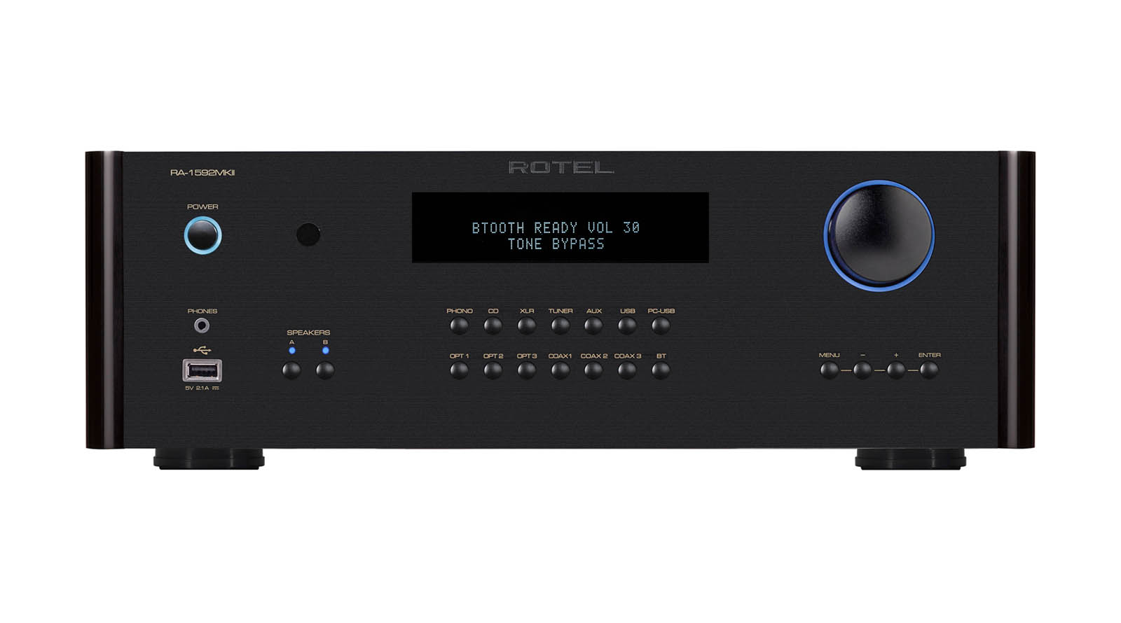 Rotel Updates Three Of Their Integrated Amplifiers To MKII Status |  AudioHead
