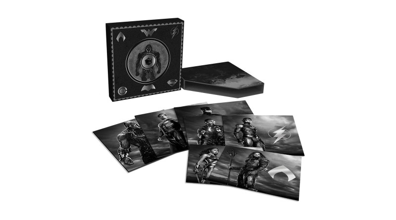 Zack Snyder's Justice League Score Coming To Vinyl In 7 LP Box Set